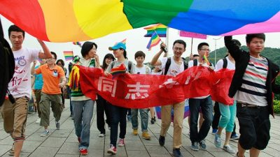 CHINA BANS LGBTQ CONTENT FROM INTERNET