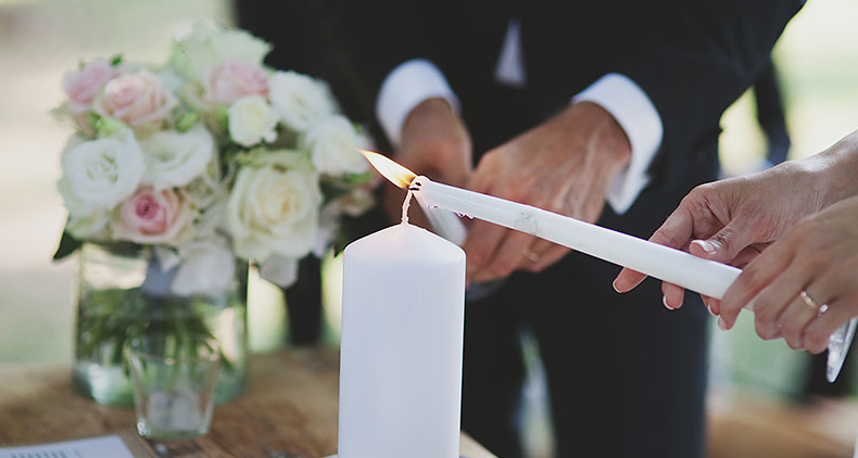 Simbolic Ceremony: many different options to create your perfect event!