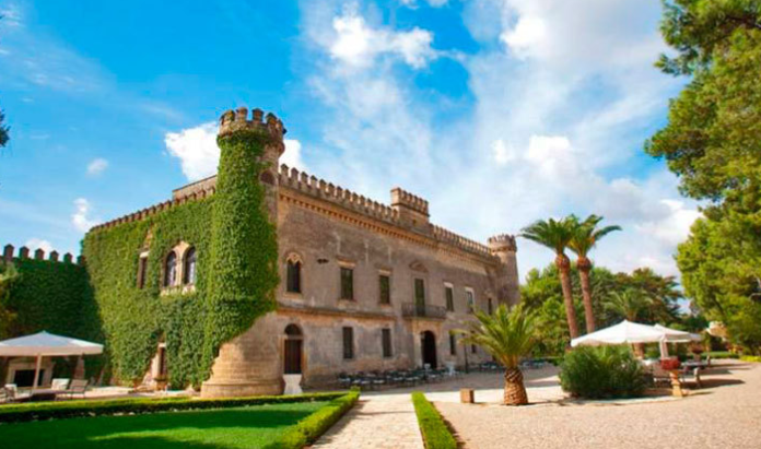 Castles for a wedding in Italy